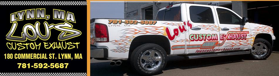 custom exhaust 180 commercial st