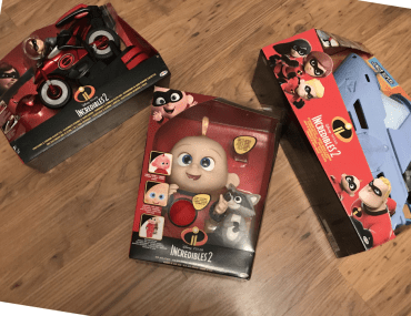 Playing With Amazing Incredibles 2 Toys Bundle!
