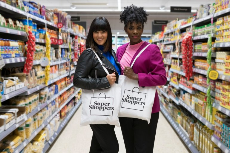 Supershoppers TV Christmas Show