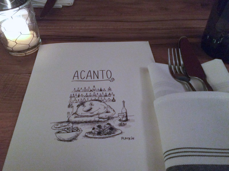 Acanto,18 S Michigan Ave, Chicago, IL