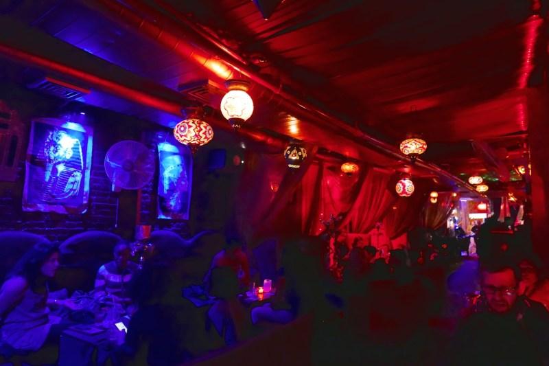 Hookah Bar. Forgot the name...