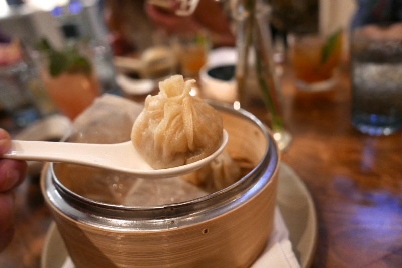 XO Soup Dumplings