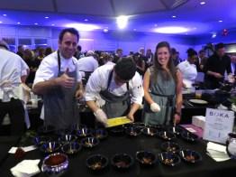 Lee Wolen of BOKA at Grand Chefs Gala