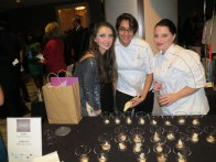 Claire Crenshaw of moto at Chefs Grand Gala Nightcap