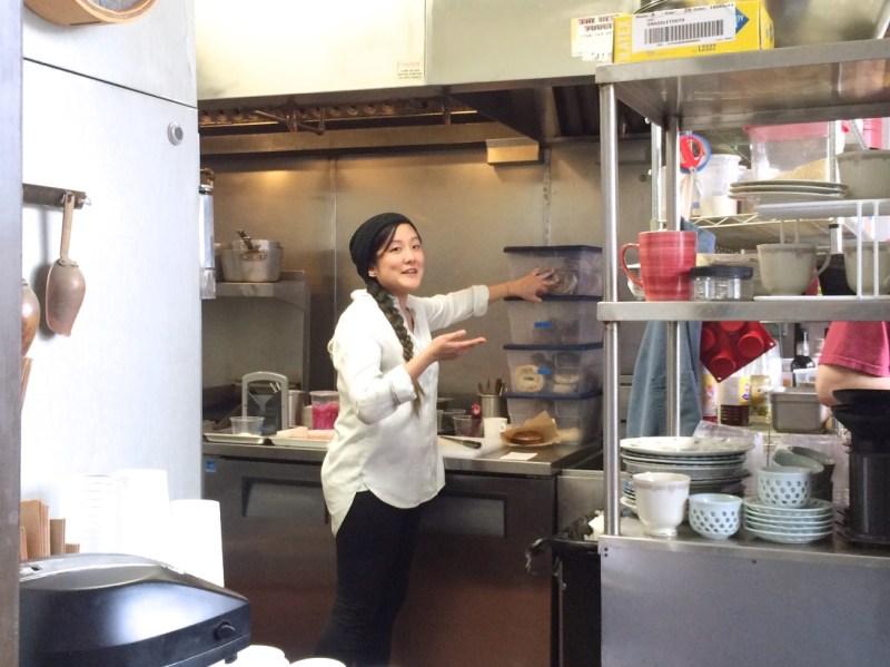 Jennifer Kim of Snaggletooth