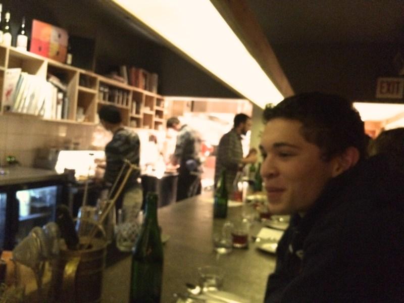 Bar at Parachute