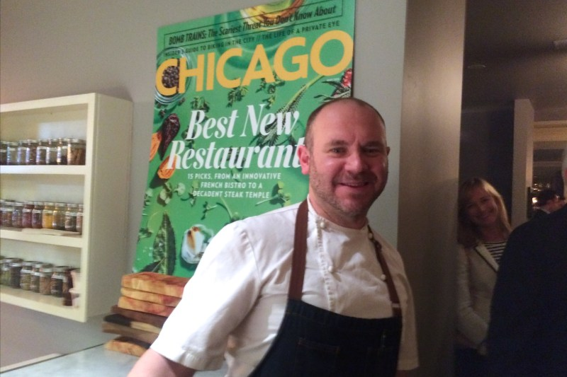 Congrats to chef owner Jason Paskewitz