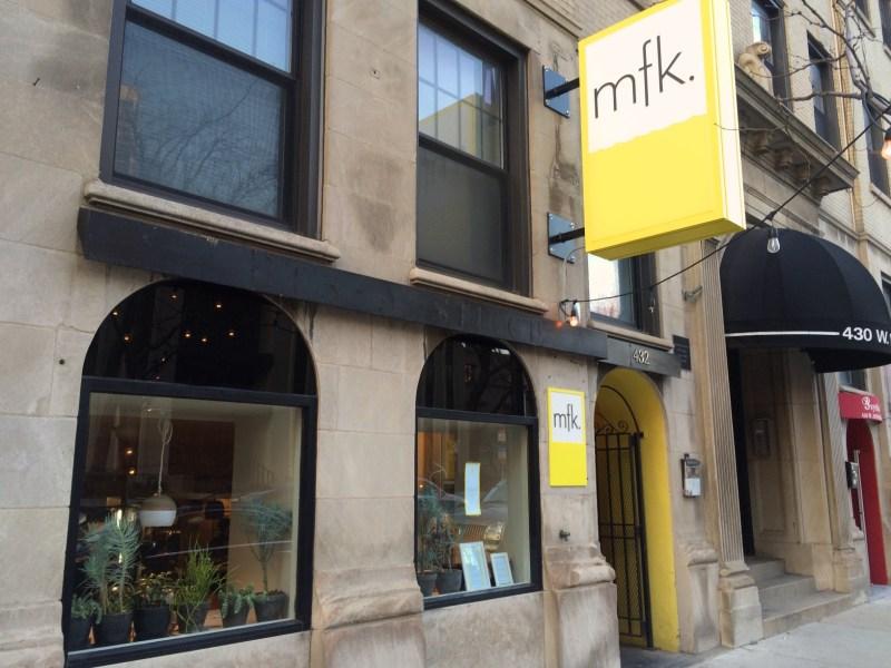 mfk. 432 W Diversey Pky, ChicagoTanta, 118 W Grand Ave, Chicago, IL
