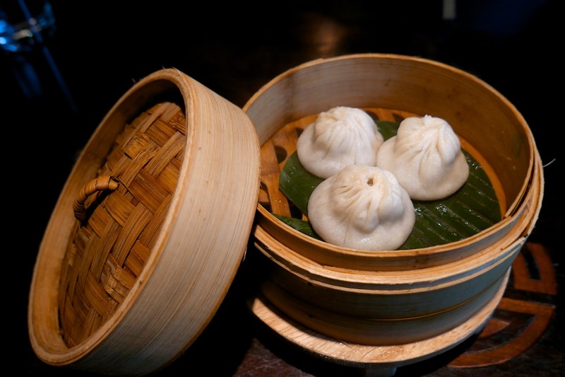 Shanghai Xiao Long Bao, pork soup dumplings