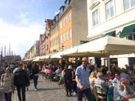Nyhavn cafes