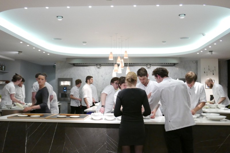 OAD Masters Dinner | Geranium | Copenhagen | 05/21/16