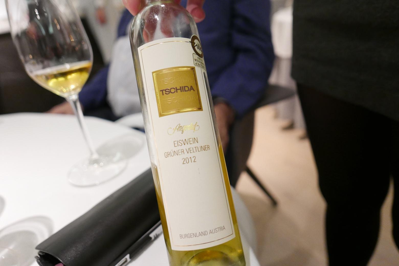 2012 Tschida Angerhof Grüner Veltliner Ice Wine Burgenland