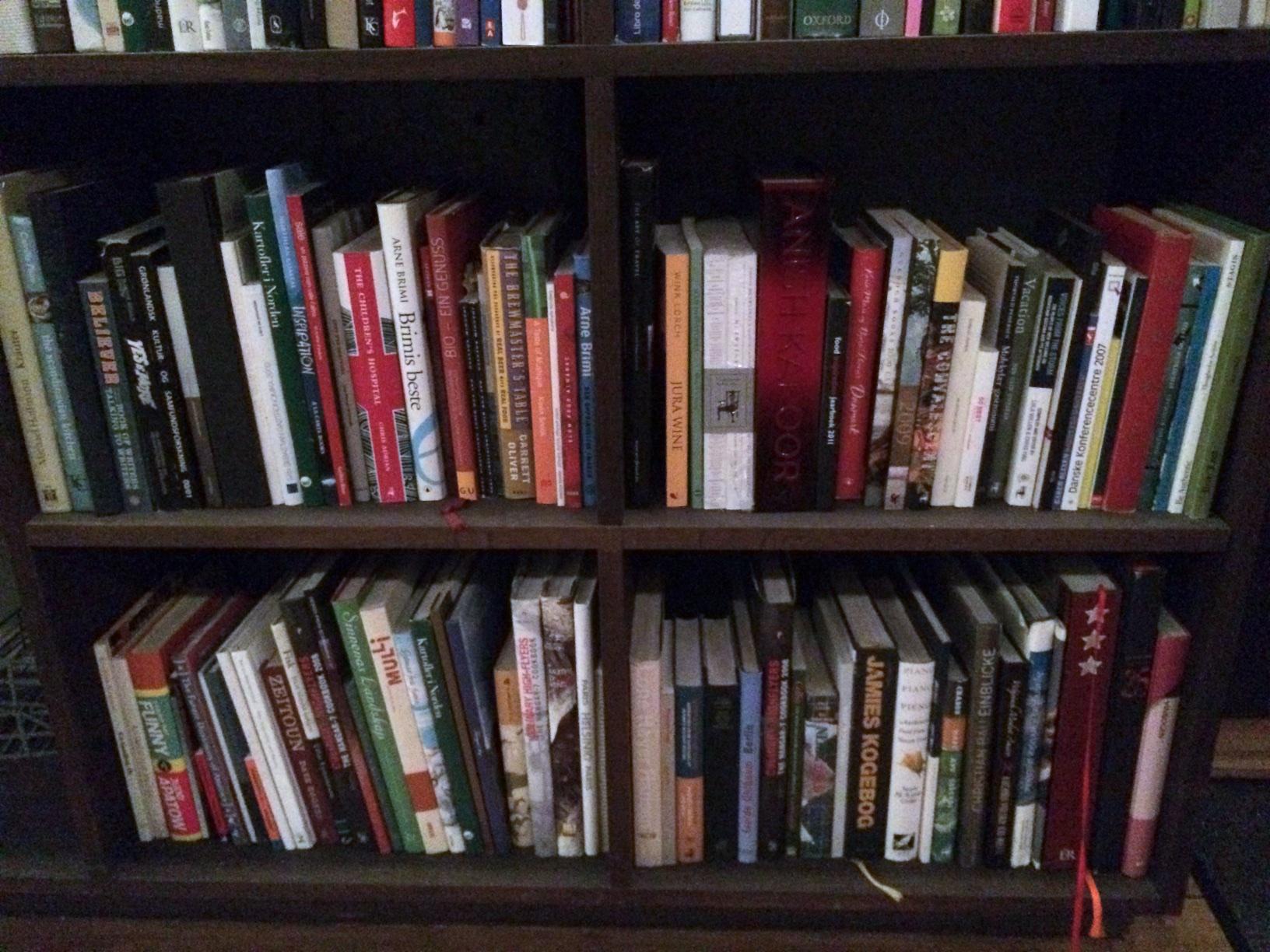 Books at Noma