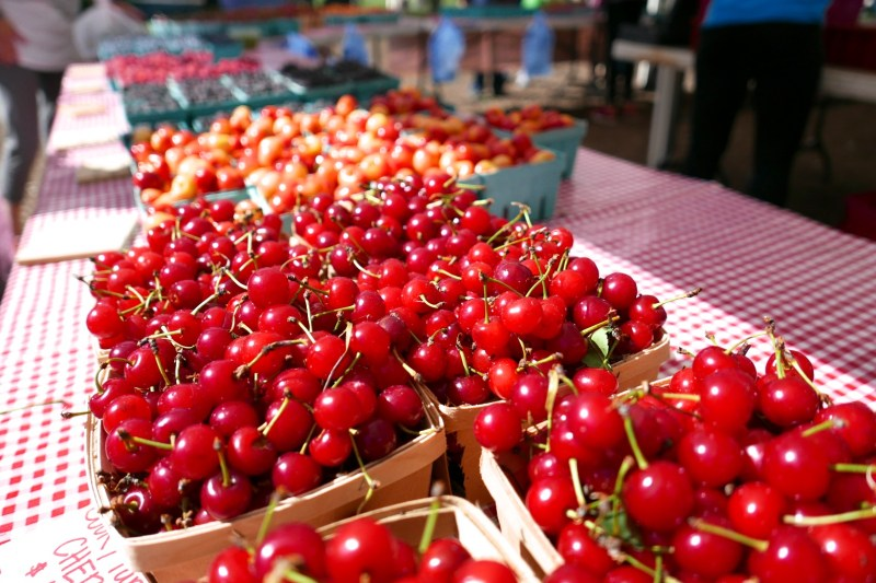 Pucker up for these Tart Cherries from Mick Klug Farms
