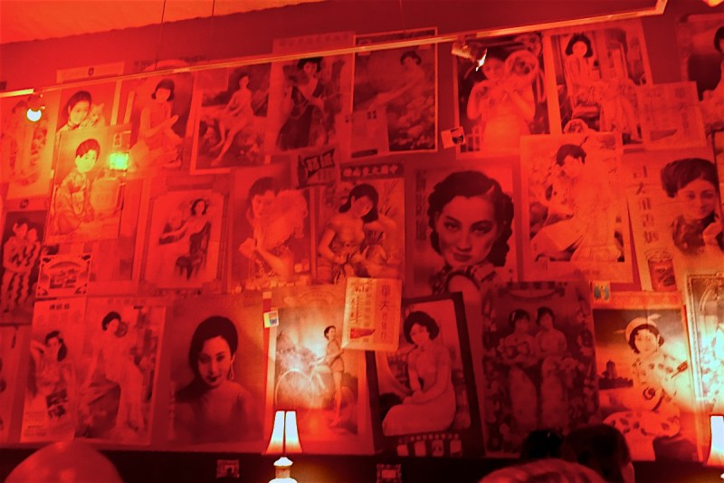 The Ladies Room at Fat Rice