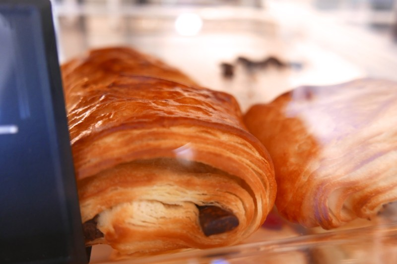 Chocolate Croissant
