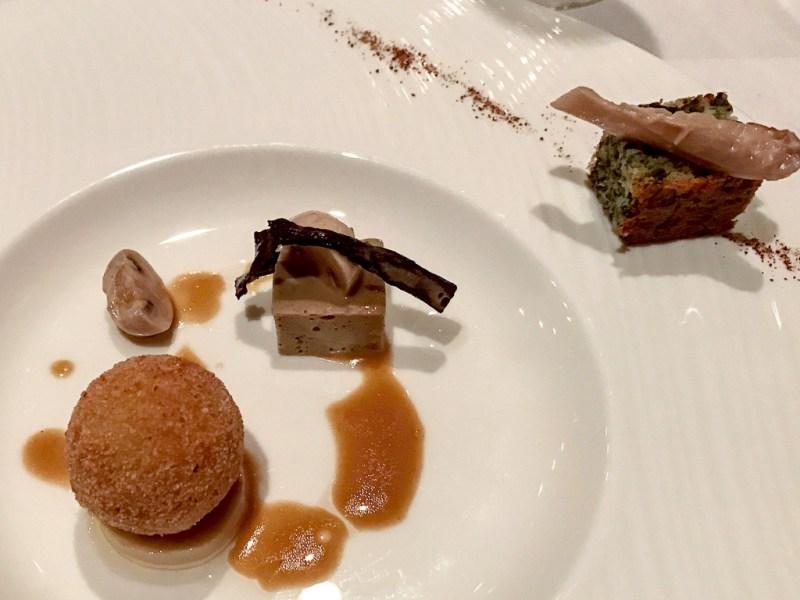Swiss Char Bread, Mushrooms