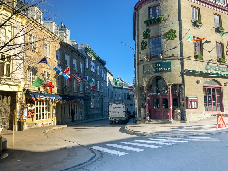 Couillard Street