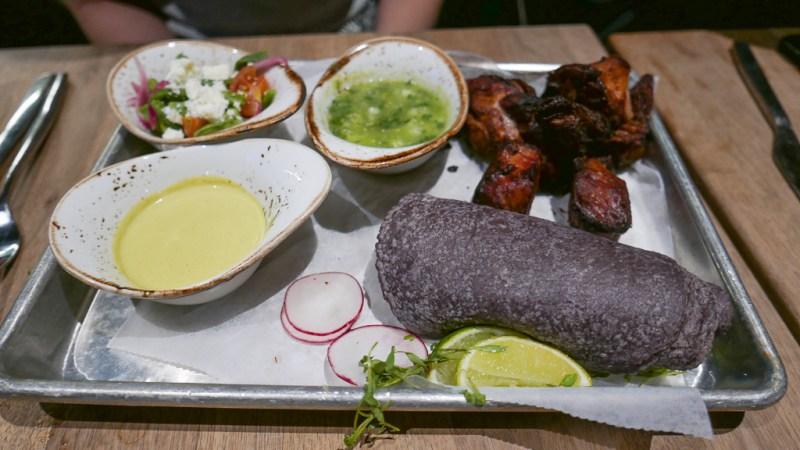 Carnitas Plate ($23)