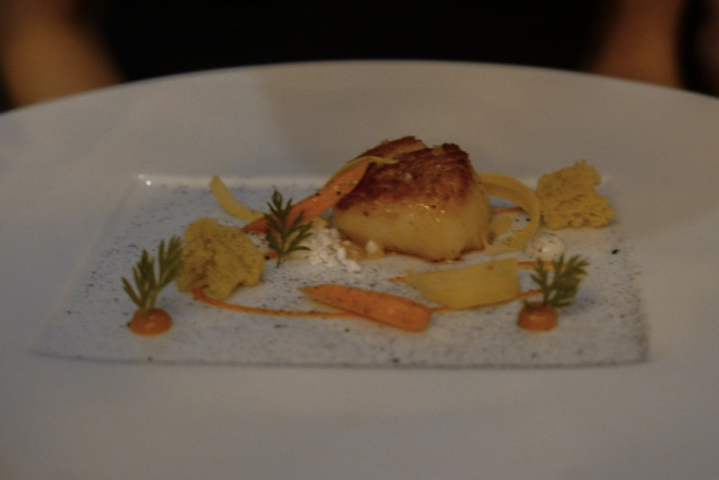 Scallop, Carrot