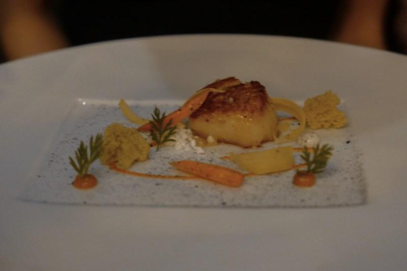 Scallop, Carrot
