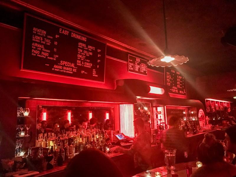Clipper Lounge