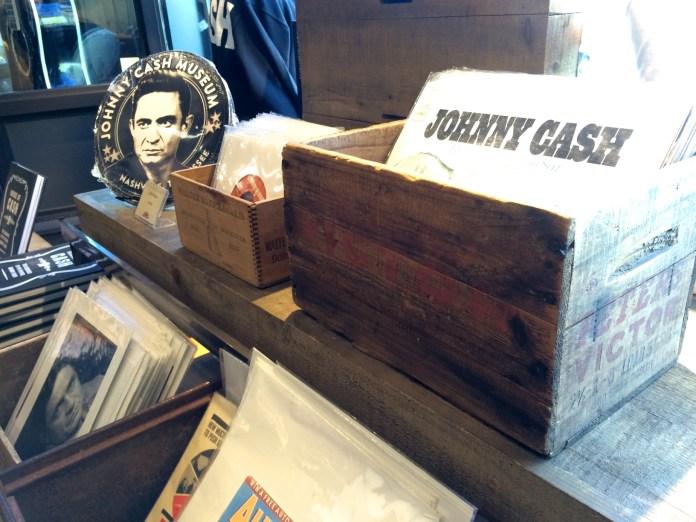 Johnny Cash Gift Shop