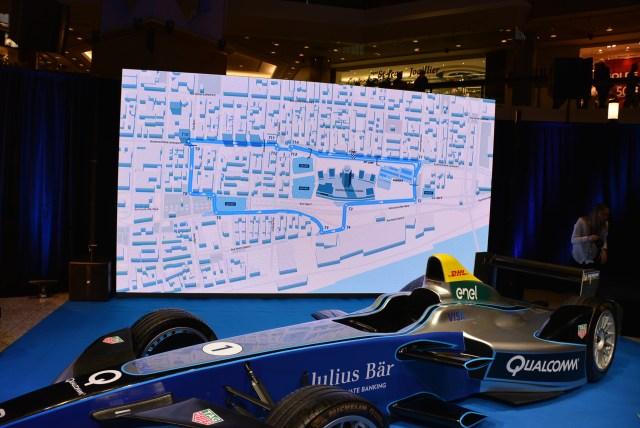 Le tracé du e-Prix de Montréal dévoilé le 21 octobre 2016