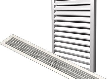 Air Discharge Louvers – Buy Louvers Online and Save!