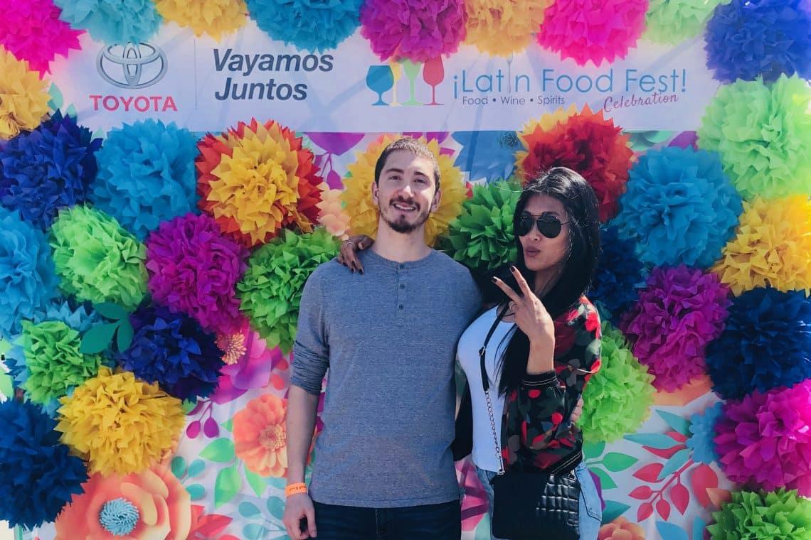 Latin Food Fest Santa Monica 2018