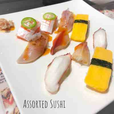 Niya Sushi: Sushi Roll Heaven - Assorted Sushi