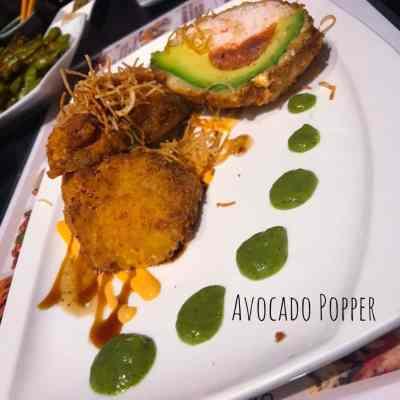 Niya Sushi: Sushi Roll Heaven - Avocado Popper