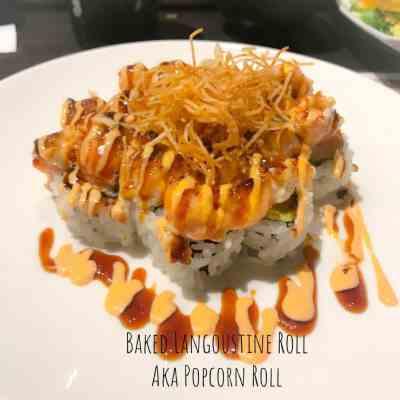Niya Sushi: Sushi Roll Heaven - Popcorn Roll