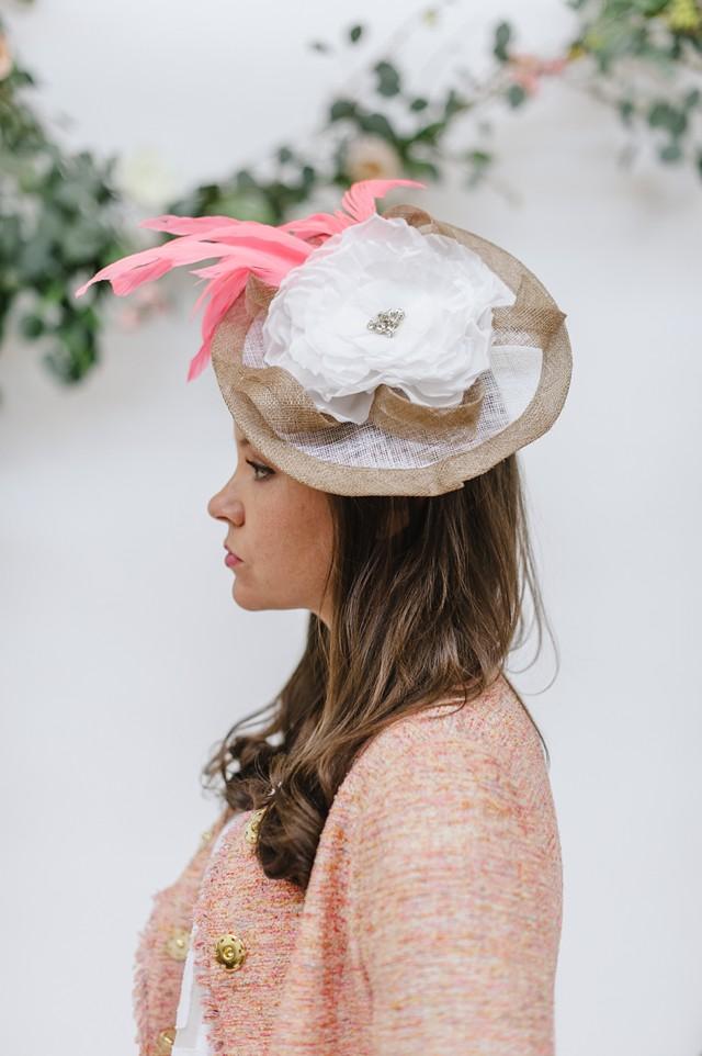 Leona Tweed Suit  * Kentucky Derby Style * Derby Hats * Derby Style_0032