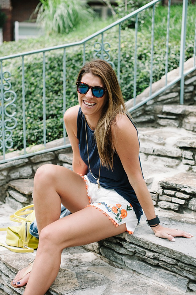 Outfit Post Mexicali Rose Shorts Lou What Wear