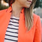 J.Crew Regent Blazer * Stripes and Flares (1)