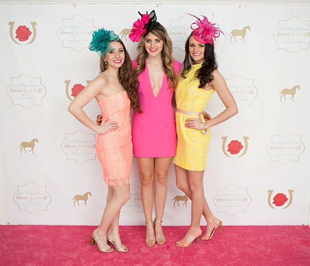 Kentucky Derby Hats and Fascinators * Britni Knable * Headcandi (8)