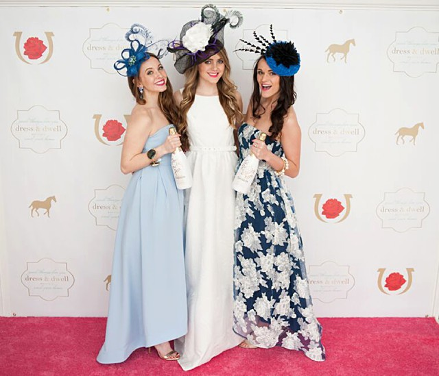 Kentucky Derby Hats and Fascinators * Britni Knable * Headcandi (6)