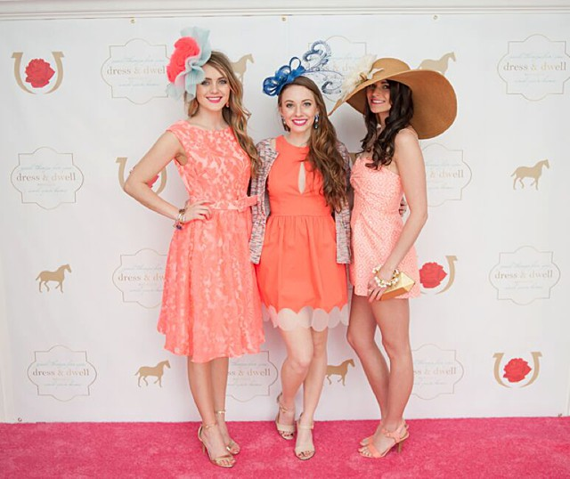 Kentucky Derby Hats and Fascinators * Britni Knable * Headcandi (4)