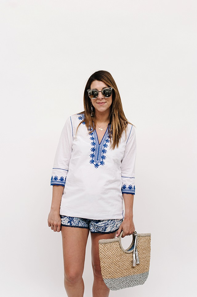 Vineyard Vines Embroidered Cover-Up (1)