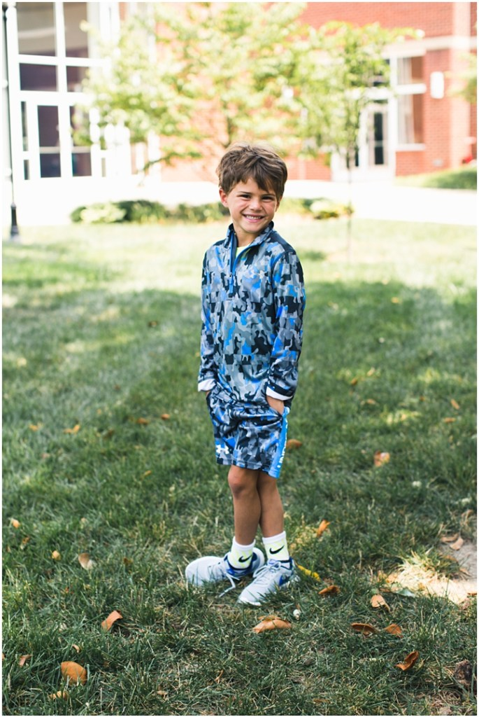 Kohl's Back to School * Nike and Under Armour for Boys (5)