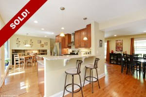 SOLD! Fully Remodeled Northgate Split Level!