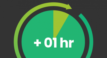 The Difference an Hour Makes [INFOGRAPHIC]   Simplifying The Market
