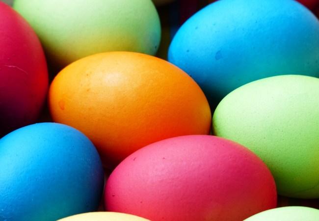 No-Dye, No-Mess, No-Stress Easter Egg Decorating!