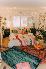 Adorable Bohemian Bedroom Decoration Ideas You Will Totally Love 02