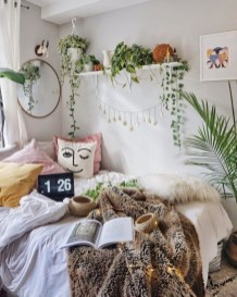 Adorable Bohemian Bedroom Decoration Ideas You Will Totally Love 05