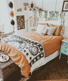 Adorable Bohemian Bedroom Decoration Ideas You Will Totally Love 21
