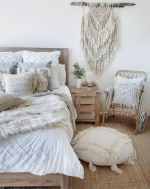 Adorable Bohemian Bedroom Decoration Ideas You Will Totally Love 22