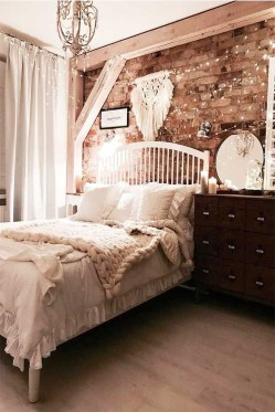 Adorable Bohemian Bedroom Decoration Ideas You Will Totally Love 25