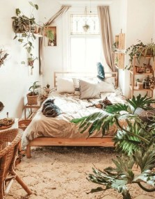 Adorable Bohemian Bedroom Decoration Ideas You Will Totally Love 37